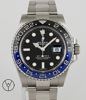 Rolex GMT Ref. 116710BLNR year 2016 Gents Watches | Meertz World of Time