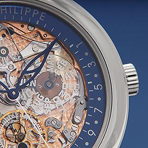 PATEK PHILIPPE Grand Complications Ref. 5104P-001
