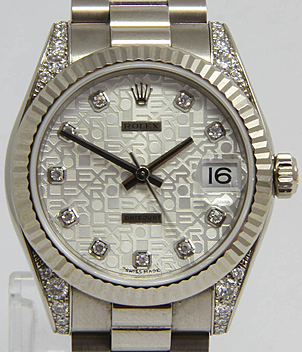 Rolex Datejust Ref. 178239 Jahr 2005 Damenuhren | Meertz World of Time
