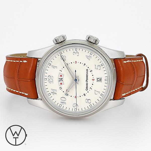 GIRARD-PERREGAUX Time Zone - Alarm Ref. 4935