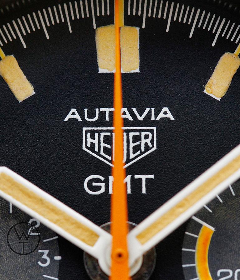 HEUER Autavia Ref. 11630