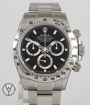 Rolex Daytona Cosmograph Ref. 116520 year 2013 Gents Watches | Meertz World of Time