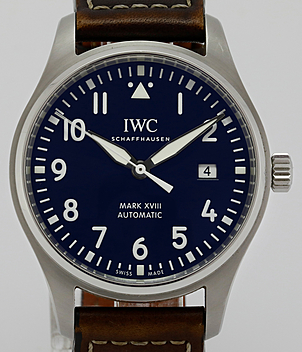IWC Aviator watch Ref. 327004 year 2017 Gents Watches | Meertz World of Time