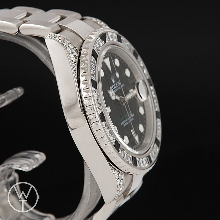 ROLEX GMT Ref. 116759SANR