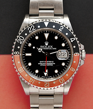 Rolex GMT Ref. 16710 year 1991 Gents Watches | Meertz World of Time