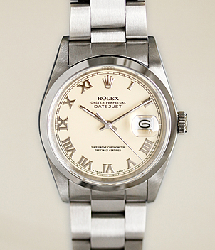 Rolex Datejust Ref. 16200 Jahr 1992 Herrenuhren, Damenuhren | Meertz World of Time