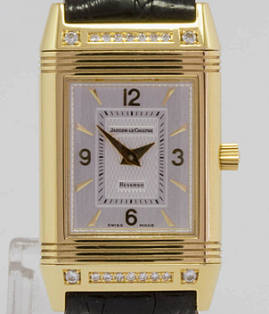 Jaeger LeCoultre Reverso Ref. 260186 Ladies Watches | Meertz World of Time