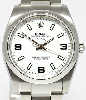 Rolex Oyster Perpetual 114200 | Meertz World of Time