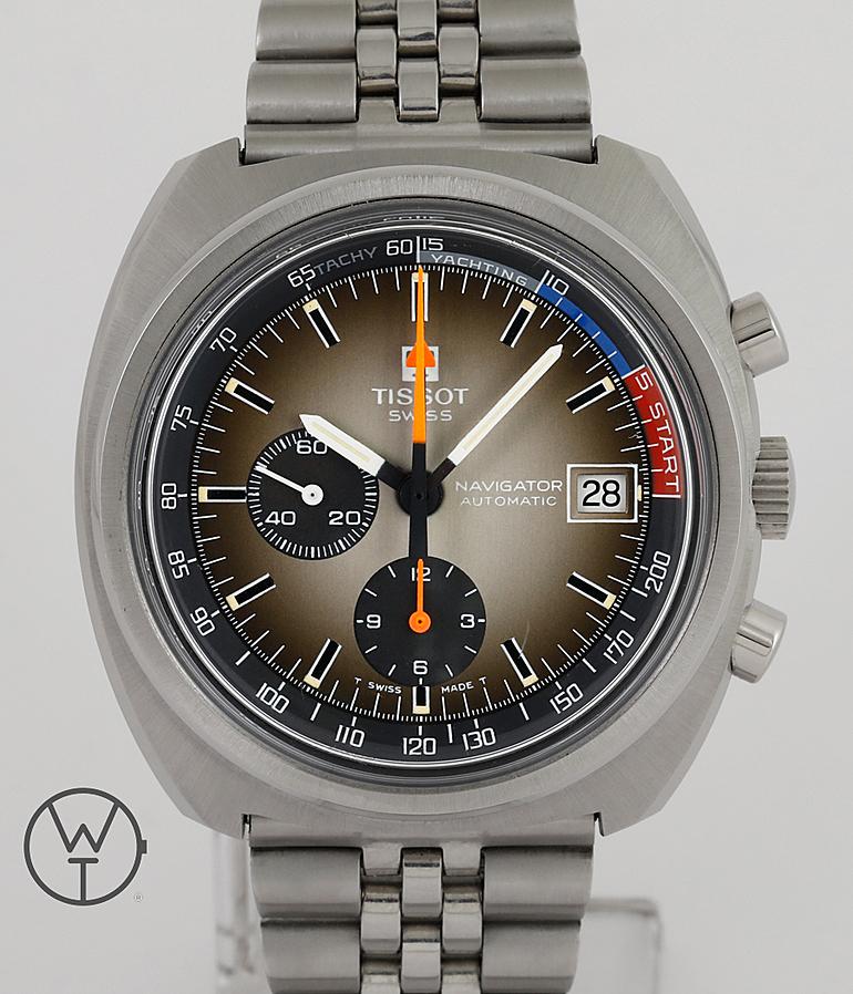 TISSOT Navigator Ref. 45503