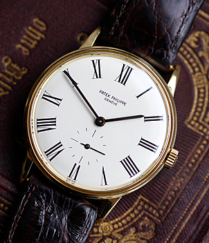 Patek Philippe Calatrava Ref. 3425 year 1972 Gents Watches, Vintage | Meertz World of Time