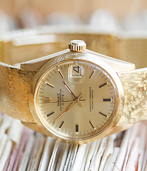 Rolex Vintage Date Ref. 6833 Jahr 1980 Herrenuhren | Meertz World of Time
