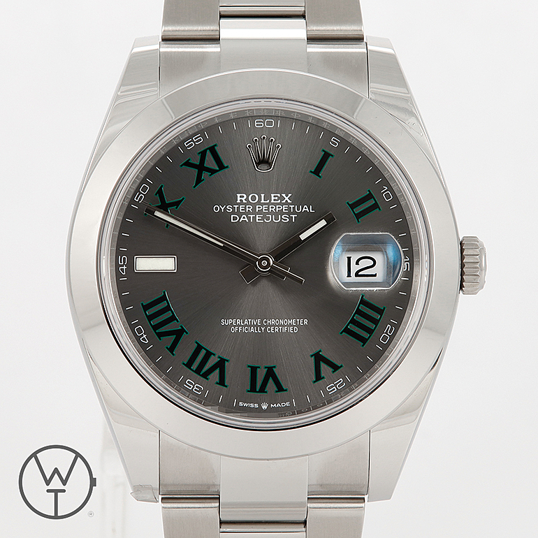 ROLEX Datejust 41 Ref. 126300