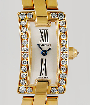 Cartier Ballerine Ref. 2992 year ca. 2000 Ladies Watches,  | Meertz World of Time