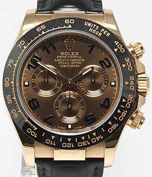 Rolex Daytona Cosmograph 116515 LN | Meertz World of Time