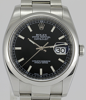 Rolex Datejust Ref. 116200 Jahr 2010 Herrenuhren, Damenuhren | Meertz World of Time