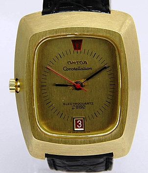 Omega Electroquartz year 1970 Gents Watches, Vintage,  | Meertz World of Time