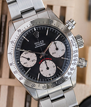 Rolex Vintage Daytona Cosmograph Ref. 6265 Jahr 1985 Herrenuhren | Meertz World of Time
