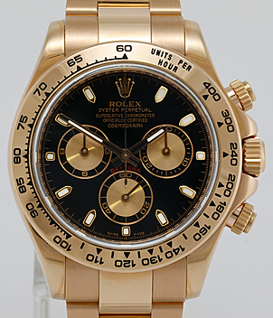 Rolex Daytona Cosmograph Ref. 116505 Jahr 2012 Herrenuhren | Meertz World of Time