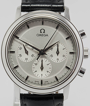 Omega De Ville Ref. 4840 3103 year 1998 Gents Watches | Meertz World of Time