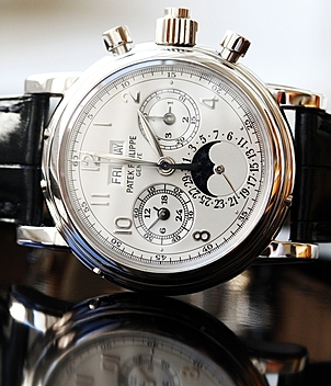 Patek Philippe Grand Complications  Ref. 5004 P Jahr 2005 Herrenuhren, Vintage | Meertz World of Time