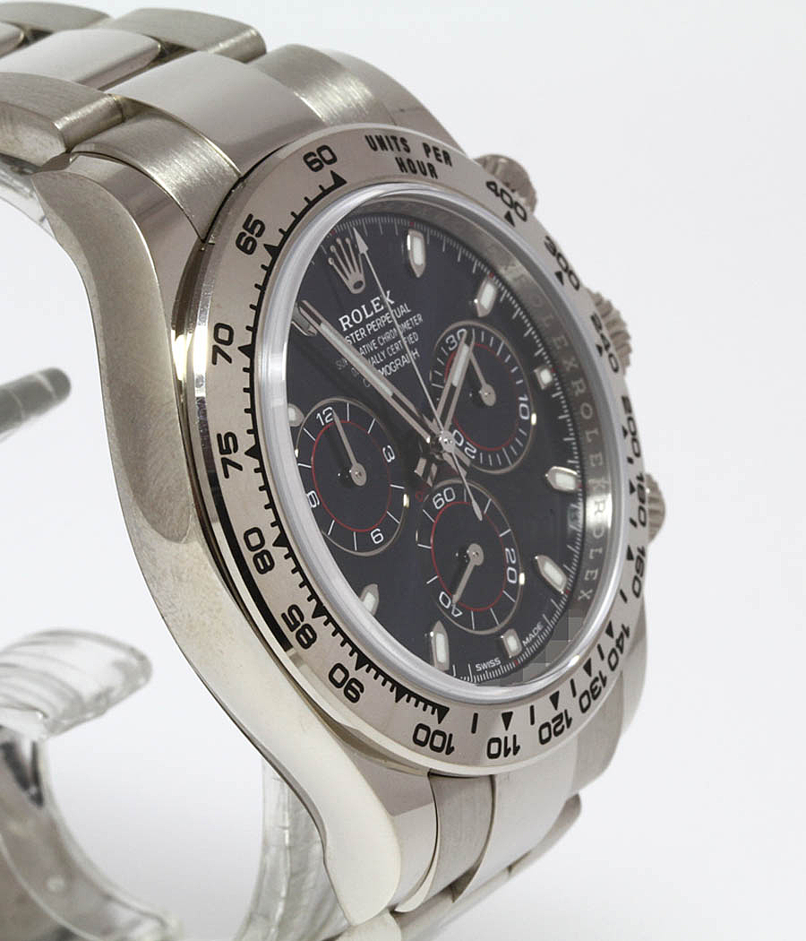 rolex daytona cosmograph ref 116509 jahr 2017 meertz. Black Bedroom Furniture Sets. Home Design Ideas