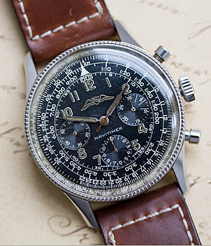 Breitling Navitimer 806 | Meertz World of Time