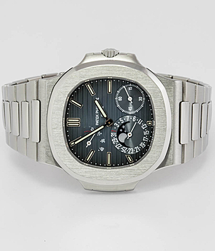Patek Philippe Nautilus Ref. 5712 Jahr 2009 Herrenuhren | Meertz World of Time