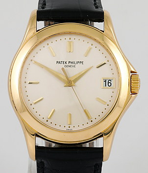 Patek Philippe Calatrava Ref. 5107 J Jahr 2002 Herrenuhren | Meertz World of Time