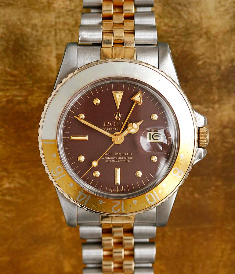 ROLEX GMT Ref. 1675