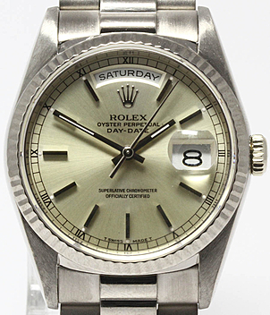 Rolex Day Date 18239 | Meertz World of Time