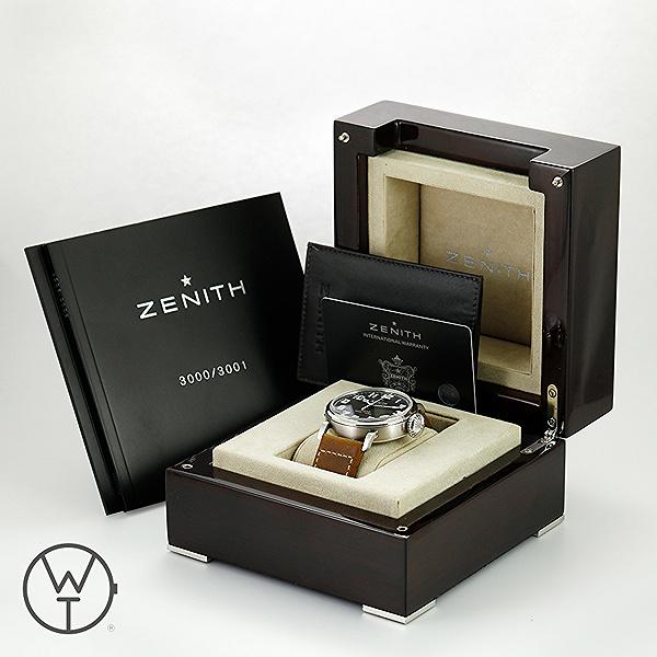 ZENITH Pilot Ref. 03.2430.3000/21.C738