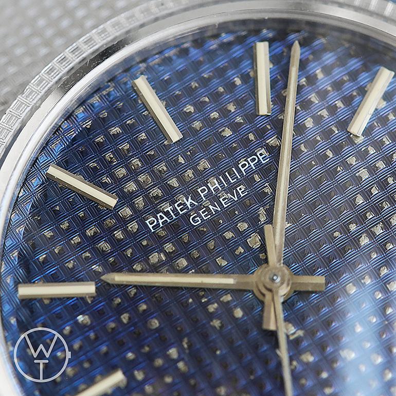 PATEK PHILIPPE Calatrava Ref. 3563-3