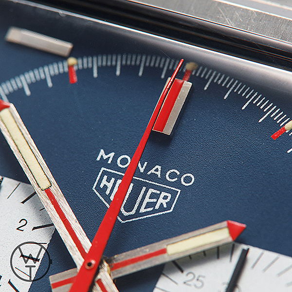 HEUER Monaco Ref. 1133 B