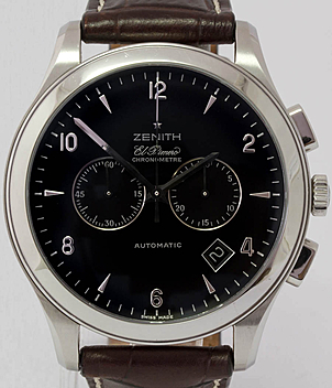 Zenith El Primero Ref. 02.2500 400 year 2005 Gents Watches | Meertz World of Time
