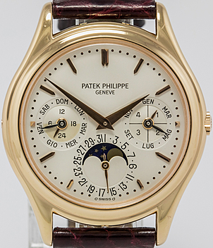 Patek Philippe Ref. 3940 R Jahr ca. 1990 Herrenuhren | Meertz World of Time