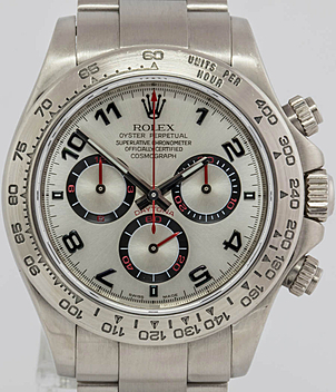 Rolex Daytona Cosmograph Ref. 116509 year 2006 Gents Watches | Meertz World of Time