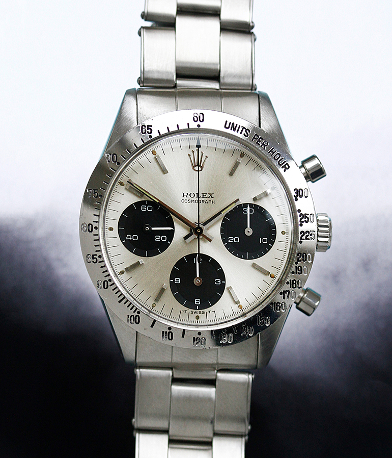 Rolex Vintage Daytona Cosmograph RefId 6239 Jahr 1964 Herrenuhren | Meertz World of Time