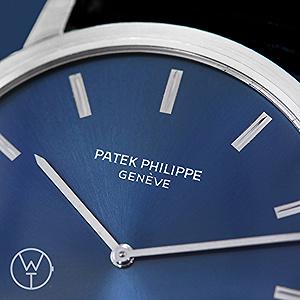 PATEK PHILIPPE Calatrava Ref. 3588