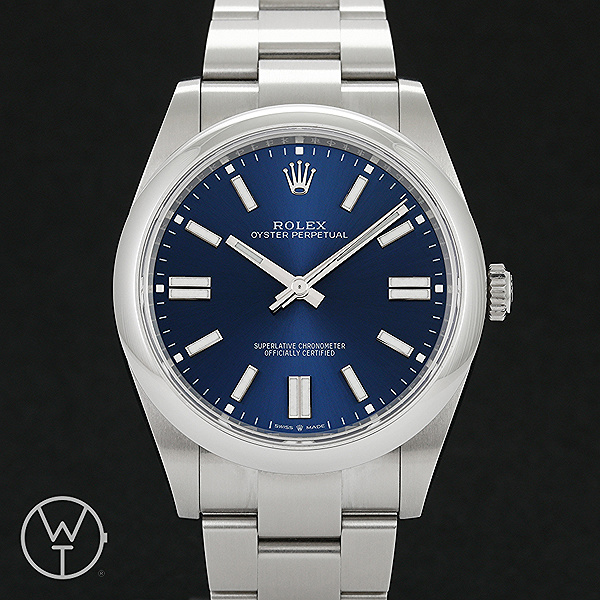 ROLEX Oyster Perpetual 41 Ref. 124300