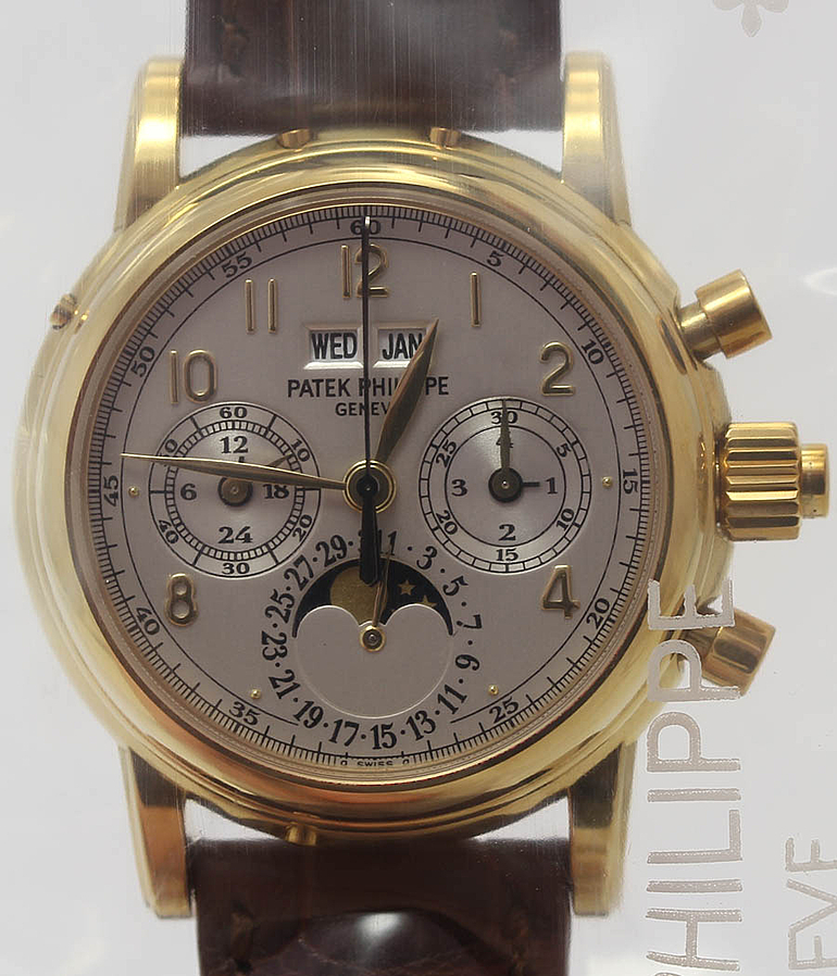 Patek Philippe Grand Complications  RefId 5004 J Jahr 2010 Herrenuhren, Vintage | Meertz World of Time