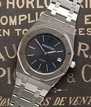 Audemars Piguet Royal Oak Ref. 15002ST.OO.0944ST.01 year 1998 Gents Watches, Vintage | Meertz World of Time