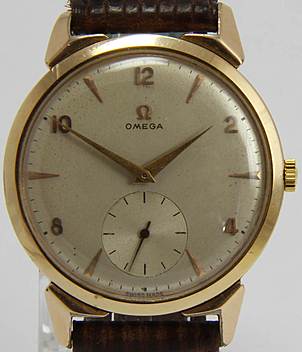 Omega Gents Watches, Vintage | Meertz World of Time