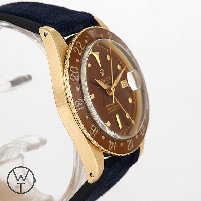 ROLEX GMT Ref. 6542