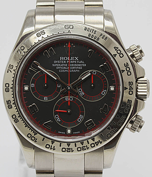 Rolex Daytona Cosmograph Ref. 116509 Jahr 2007 Herrenuhren | Meertz World of Time