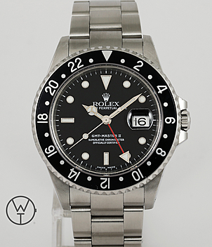 Rolex GMT Ref. 16710 year 2002 Gents Watches | Meertz World of Time