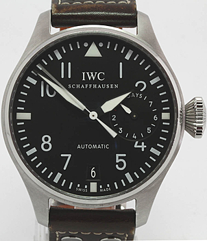 IWC Fliegeruhr 5009 | Meertz World of Time