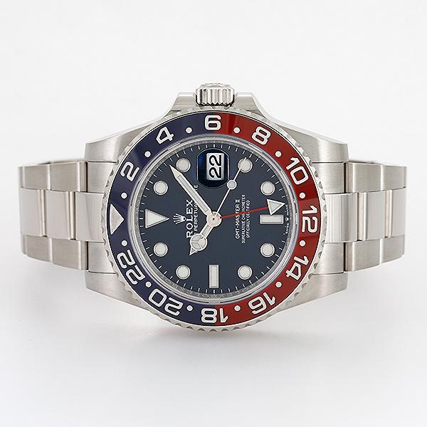 ROLEX GMT Ref. 126719BLRO