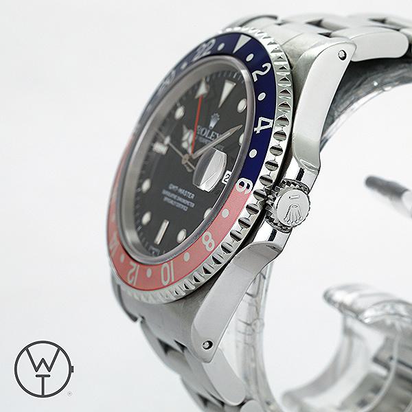 ROLEX GMT Ref. 16700