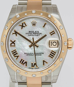 Rolex Datejust Lady 31 178341 | Meertz World of Time