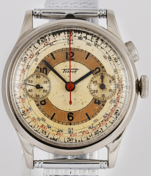 Tissot year 1940 Gents Watches, Vintage | Meertz World of Time